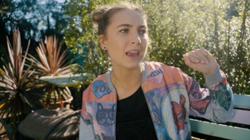 Piper Willis  in Neighbours Webisode Pipe Up Part 12: Rent-a-Crowd
