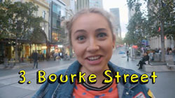 Piper Willis  in Neighbours Webisode Pipe Up Part 14: Melbourne Top 5 - Part 2