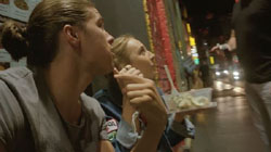 Tyler Brennan, Piper Willis  in Neighbours Webisode Pipe Up Part 15: Melbourne Top 5 - Part 3