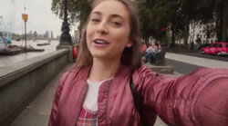 Piper Willis  in Neighbours Webisode Pipe Up Part 16: London, Baby!