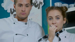 Tyler Brennan, Piper Willis  in Neighbours Webisode Pipe Up Part 22: Kitchen Nightmare