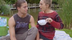 Tyler Brennan, Piper Willis  in Neighbours Webisode Pipe Up Part 23: Valentine