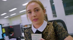 Piper Willis  in Neighbours Webisode Pipe Up Part 25: Work Experience