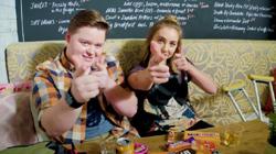 Callum Jones, Piper Willis  in Neighbours Webisode Part 39 - Candy Haul