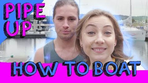 Tyler Brennan, Piper Willis  in Neighbours Webisode Part 46 - How To Boat