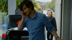 David Tanaka  in Neighbours Webisode Road Trip Part 1