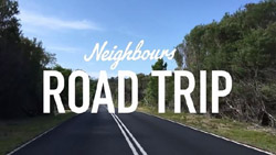 in Neighbours Webisode Road Trip Part 3
