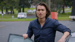 Leo Tanaka  in Neighbours Webisode Road Trip Part 3