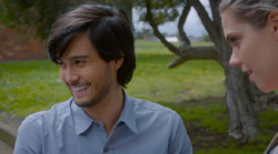 David Tanaka, Milly  in Neighbours Webisode Road Trip Part 3