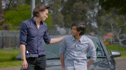 <br> in Neighbours Webisode Road Trip Part 3