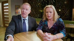 Clive Gibbons, Sheila Canning  in Neighbours Webisode Episode 2 - Can You Truly Forgive And Forget?