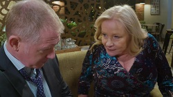 Clive Gibbons, Sheila Canning  in Neighbours Webisode Episode 4 - Should You Keep Secrets?