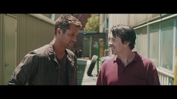 "Mark Brennan  in Neighbours Webisode Brennan on the Run - ""The Safe Route"""