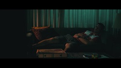 "Mark Brennan  in Neighbours Webisode Brennan on the Run Part 2a - ""Quiet Night In"""