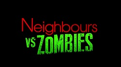 in Neighbours Webisode Neighbours vs Zombies Part 1