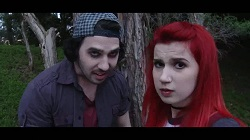 Stingray Timmins, Hope Gottlieb  in Neighbours Webisode Neighbours vs Zombies Part 1