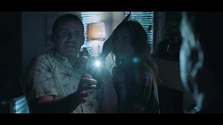 Toadie Rebecchi, Sonya Mitchell, David Bishop  in Neighbours Webisode Neighbours vs Zombies Part 1