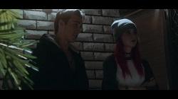 Mason Turner, Hope Gottlieb  in Neighbours Webisode Neighbours vs Zombies Part 2